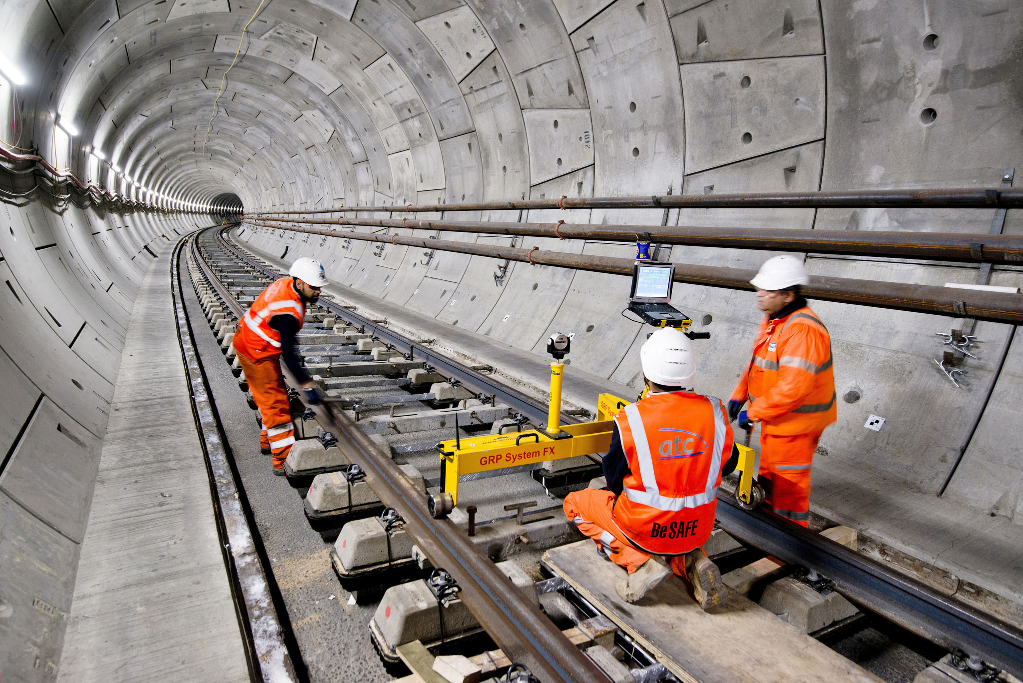 3D Repo BIM App Helps Crossrail Digitally Manage Assets | 3D