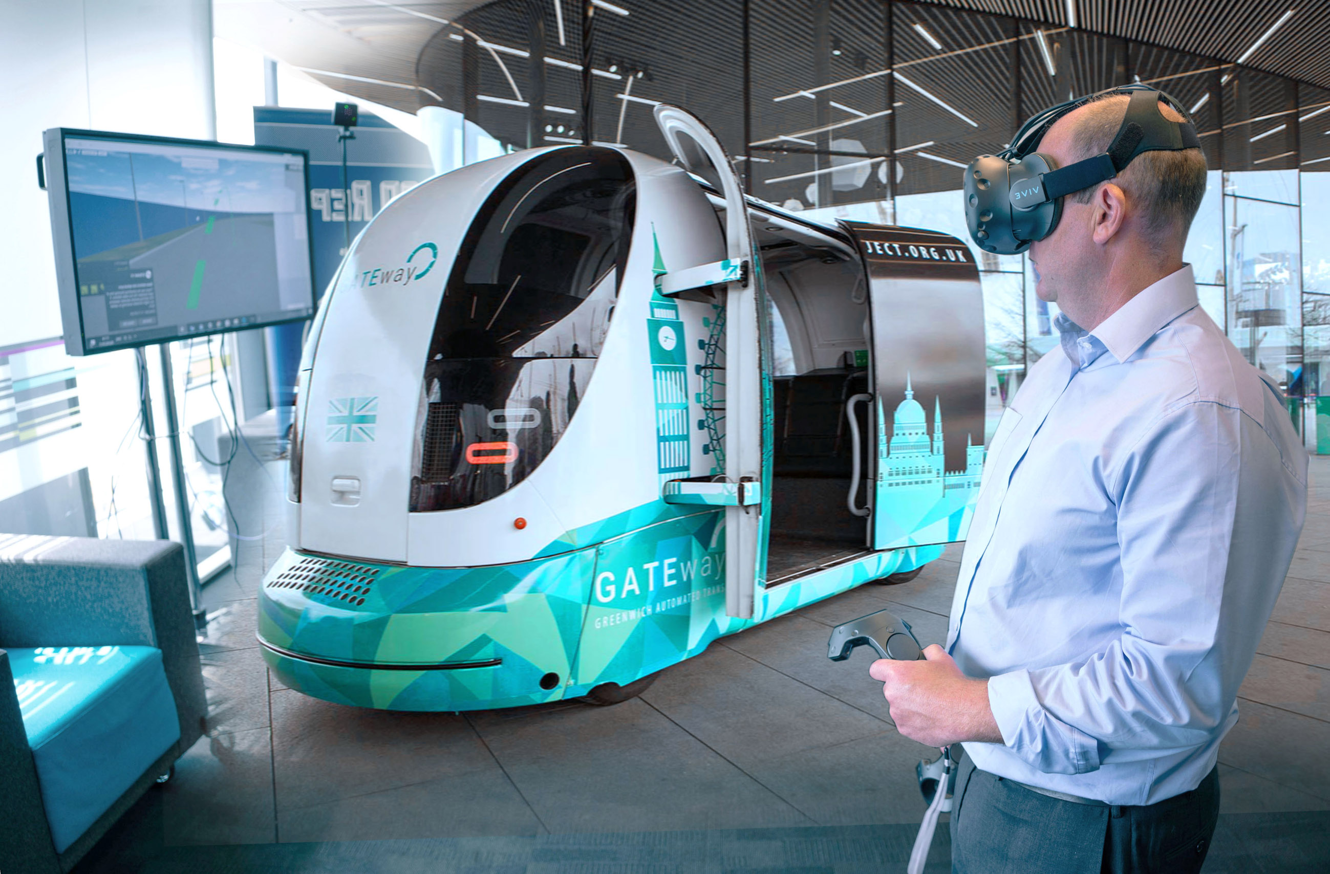 3d repo u2019s vr simulator helps trl shape future of autonomous vehicle services