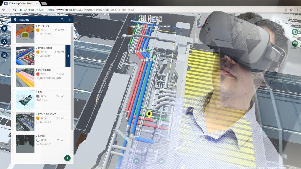 3D Repo Releases Version 2 0 of Cross-Platform BIM