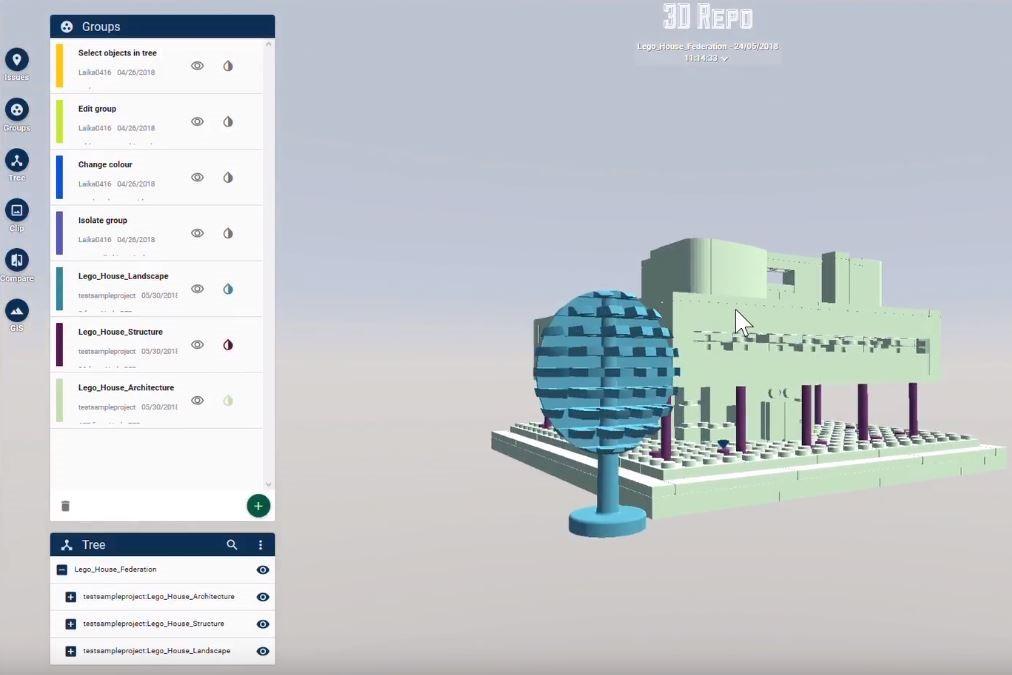 Support | 3D Repo BIM Online