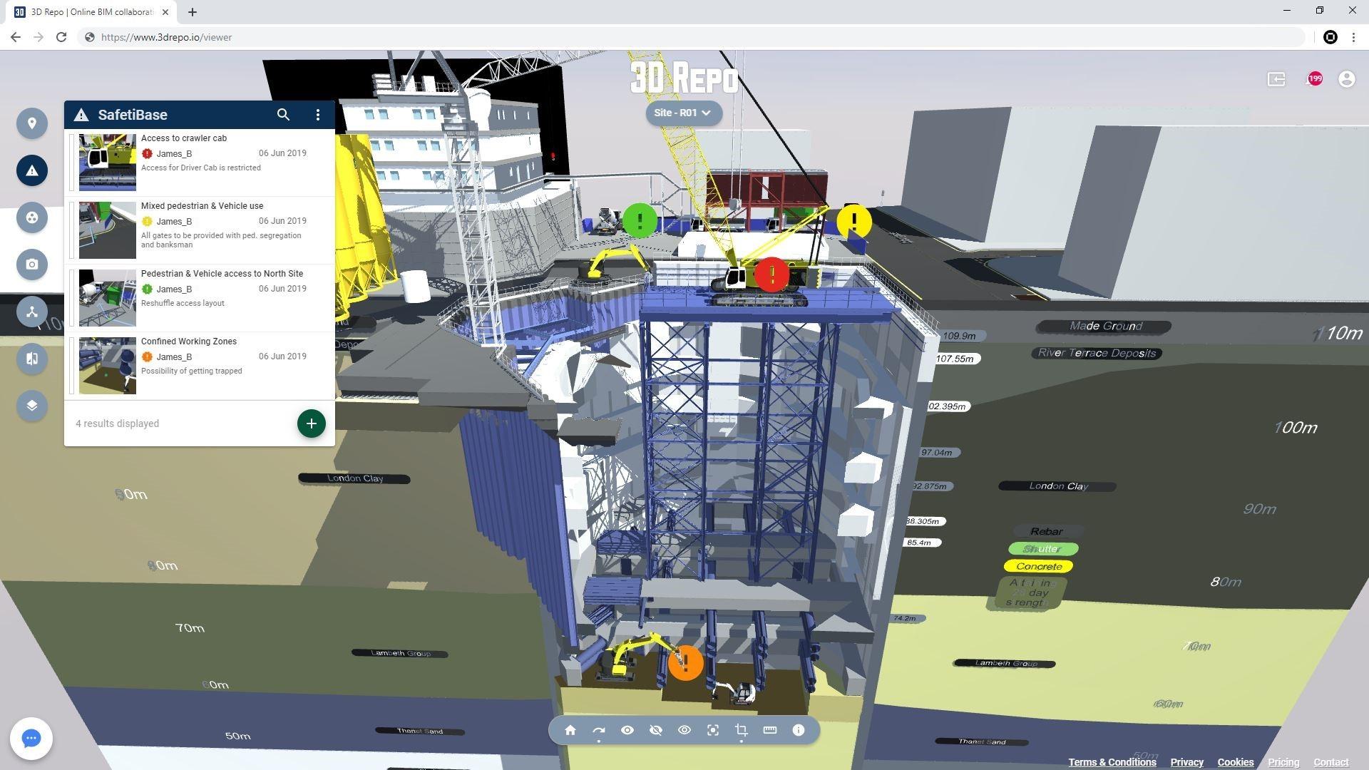 Home | 3D Repo BIM Online